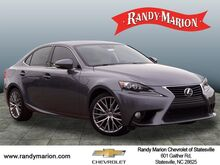 2014_Lexus_IS_250_  NC
