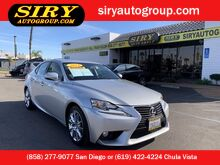 2014_Lexus_IS 250__ San Diego CA
