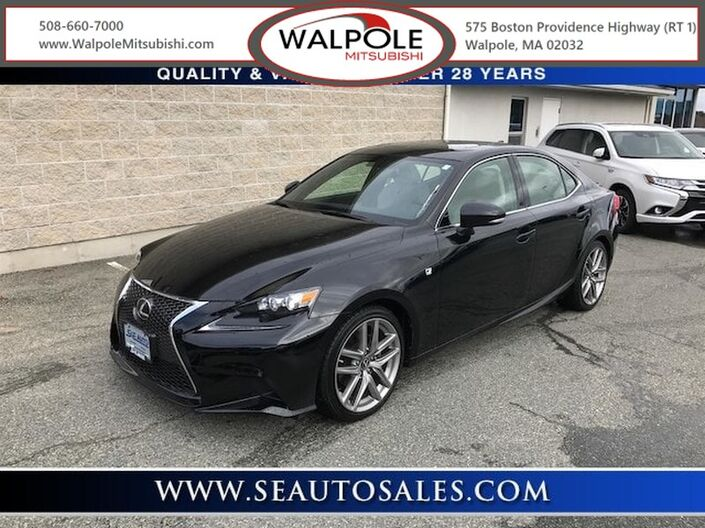 2014 Lexus IS 250  Weymouth MA