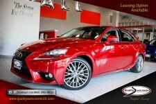 2014 Lexus IS 250 4D AWD Navigation, Luxury Pkg 18'' Wheels