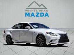 2014 Lexus IS 250 4DR SPT SDN RWD A