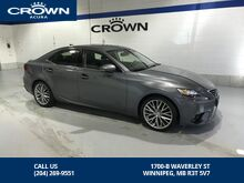 2014_Lexus_IS 250_AWD_ Winnipeg MB