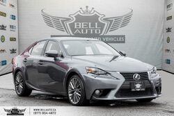 Lexus IS 250 BACK-UP CAM, SUNROOF, COOLED SEATS, LEATHER, BLUETOOTH 2014