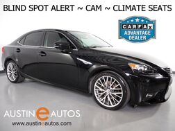 2014_Lexus_IS 250_*BLIND SPOT ALERT, BACKUP-CAMERA, MOONROOF, CLIMATE SEATS, 18 INCH ALLOYS, INTUITIVE PARK ASSIST, BLUETOOTH PHONE & AUDIO_ Round Rock TX