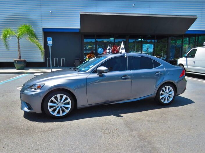 2014 Lexus IS 250 Base Jacksonville FL