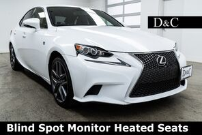 2014_Lexus_IS_250 Blind Spot Monitor Heated Seats_ Portland OR