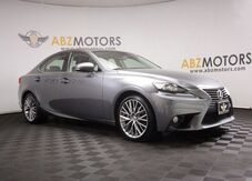 2014_Lexus_IS 250_Blind Spot,Navigation,Camera,Ac/Heated Seats_ Houston TX