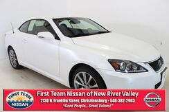 2014_Lexus_IS_250 C_ Christiansburg VA