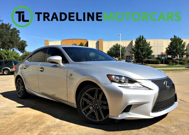 2014 Lexus IS 250 F SPORT PACKAGE, NAVI, SUNROOF.
