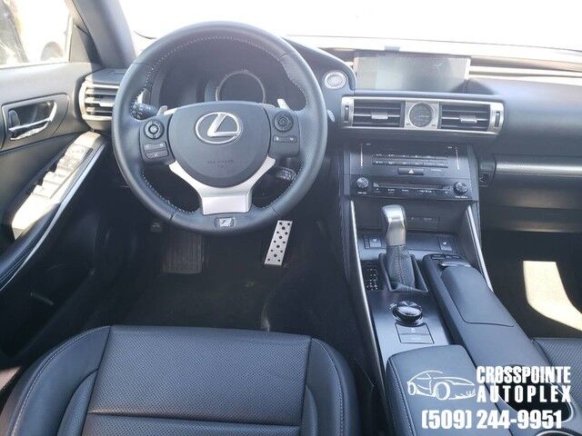 2014 Lexus IS 250 F-Sport AWD Spokane WA