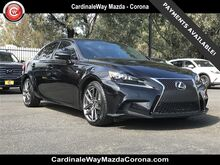 2014_Lexus_IS_250 F-Sport_ Corona CA