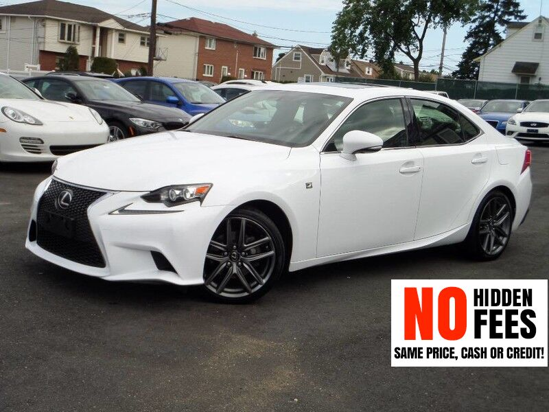 2014 Lexus IS 250 F-Sport/ Navigation Elmont NY