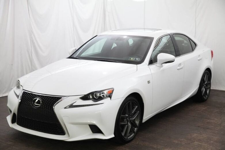 2014 Lexus IS 250 F Sport Pittsburgh PA