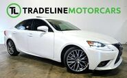 2014 Lexus IS 250 HEATED/COOLED SEATS, NAVIGATION, REAR VIEW CAMERA, AND MUCH MORE!!!