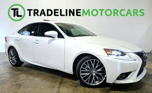 2014_Lexus_IS 250_HEATED/COOLED SEATS, NAVIGATION, REAR VIEW CAMERA, AND MUCH MORE!!!_ CARROLLTON TX