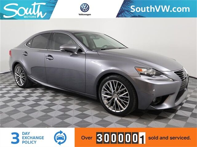 2014 Lexus IS 250 Miami FL