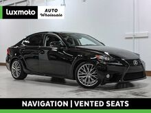2014_Lexus_IS 250_Nav Blind Spot Assist Back-Up Camera Vented Seats_ Portland OR