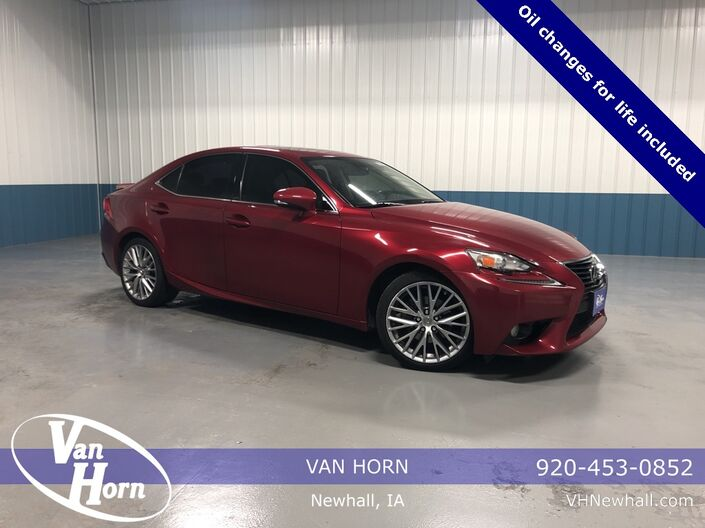 2014 Lexus IS 250 Plymouth WI