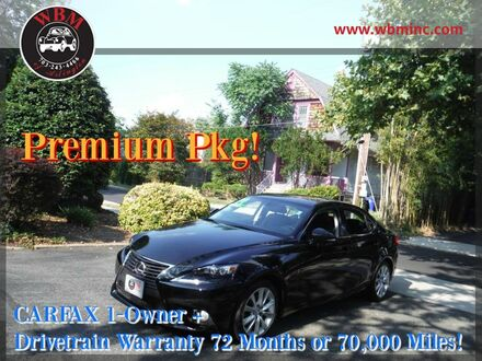 2014_Lexus_IS 250_Premium_ Arlington VA