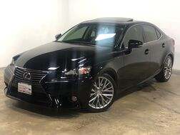 2014_Lexus_IS 250_SUNROOF LEATHER SEATS SMART ACCESS ENTRY WITH KEYLESS START REAR CAMERA_ Addison TX