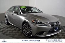 2014_Lexus_IS_250_ Seattle WA