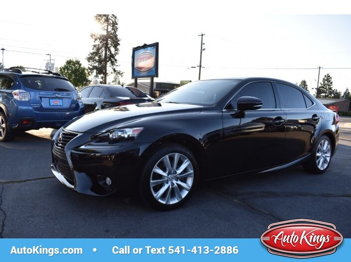 2014 Lexus IS 250 Sport AWD Bend OR