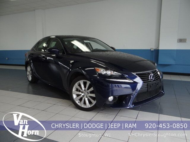 2014 Lexus IS 250 Stoughton WI