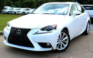 2014 Lexus IS 250 w/ BACK UP CAMERA & LEATHER SEATS