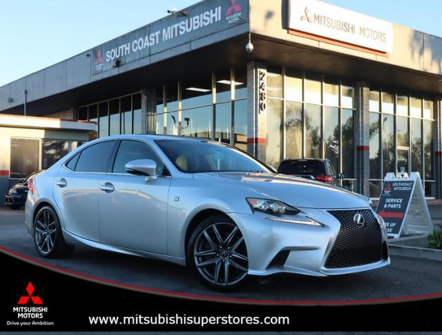 2014 Lexus IS 350  Costa Mesa CA