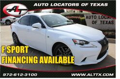 2014_Lexus_IS 350 F SPORT__ Plano TX