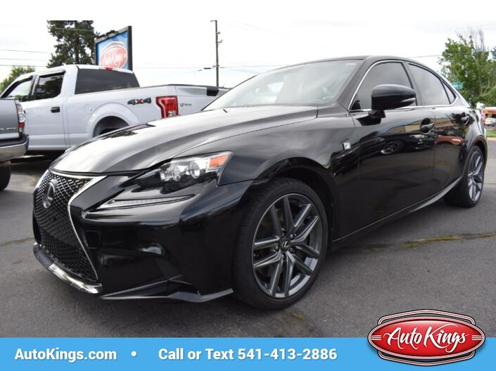 2014 Lexus IS 350 F Sport AWD Bend OR