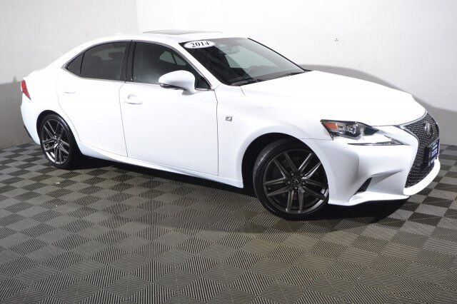 2014 Lexus IS 350 F-Sport Seattle WA