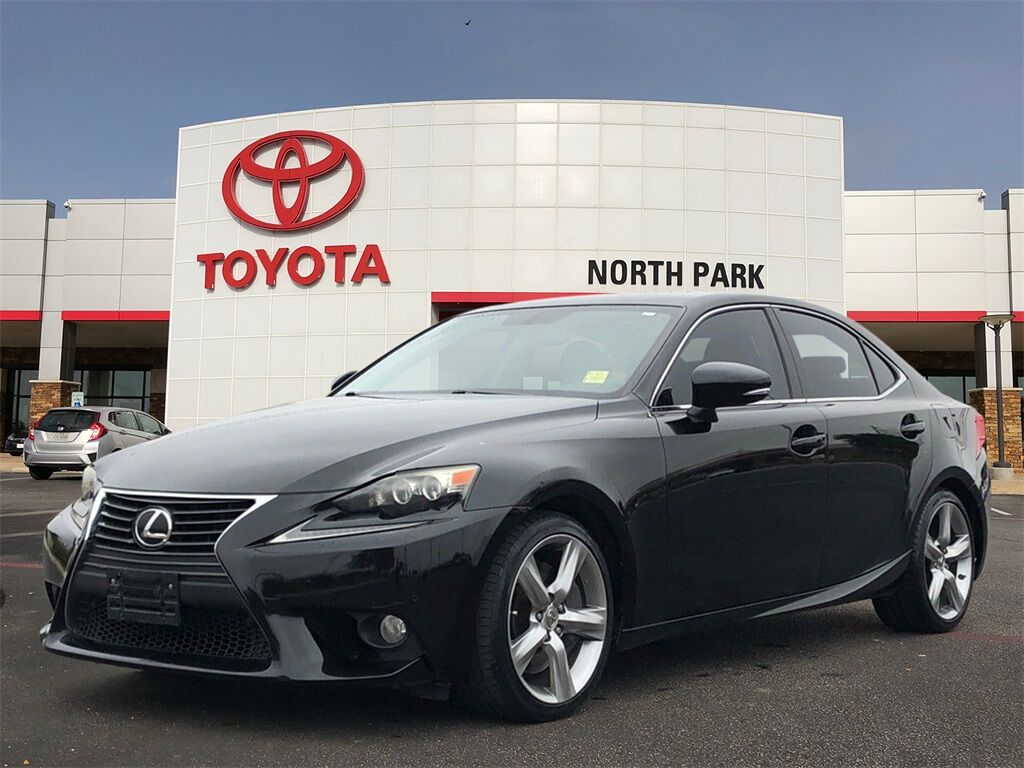 2014 Lexus IS 350 San Antonio TX
