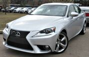 2014 Lexus IS 350 w/ NAVIGATION & LEATHER SEATS