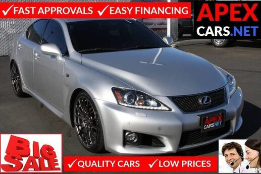2014 Lexus IS F  Fremont CA