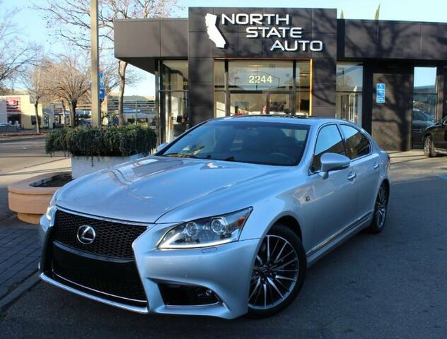 2014_Lexus_LS 460__ Walnut Creek CA