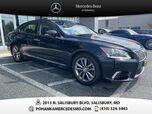2014 Lexus LS 460 AWD ** NAVIGATION & SUNROOF ** FULL SIZE LUXURY **