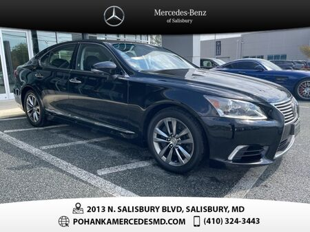 2014_Lexus_LS_460 AWD ** NAVIGATION & SUNROOF ** FULL SIZE LUXURY **_ Salisbury MD