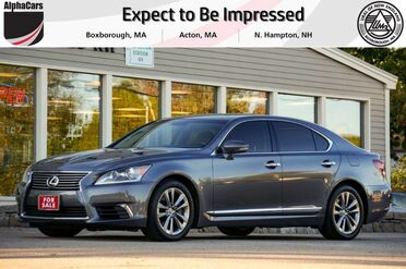 2014_Lexus_LS 460_AWD_ Boxborough MA