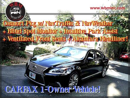 2014_Lexus_LS 460_AWD Luxury_ Arlington VA