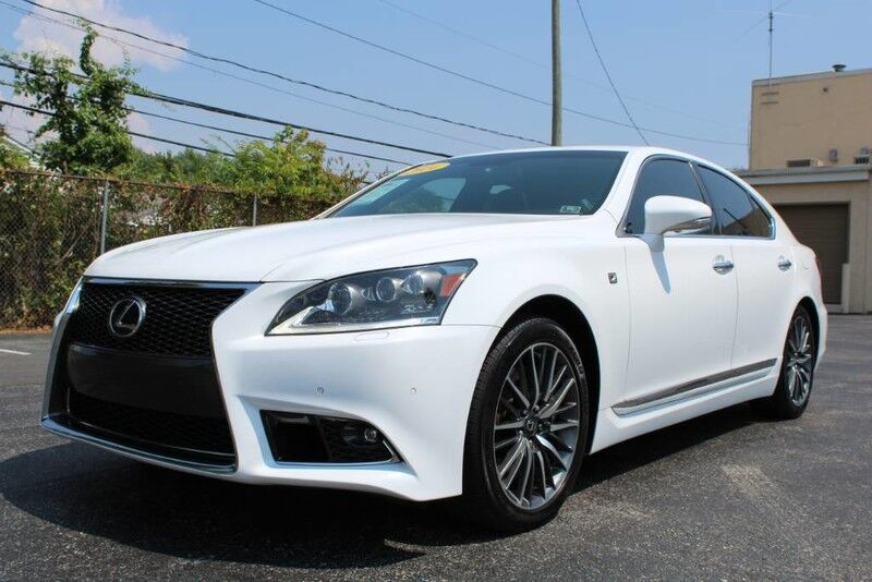 Charming 2014 Lexus LS 460 F Sport New Castle DE
