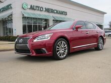 2014_Lexus_LS 460_Luxury Sedan LEATHER SEATS, NAVIGATION SYSTEM, SATELLITE RADIO, REAR PARKING AID_ Plano TX