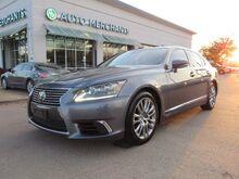 2014_Lexus_LS 460_Luxury Sedan, NAV, SUNROOF, REAR CLIMATE, HEATED/COOLED SEATS, BACKUP CAM, POWER TRUNK, ML AUDIO,_ Plano TX