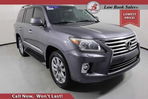 2014_Lexus_LX 570__ Salt Lake City UT