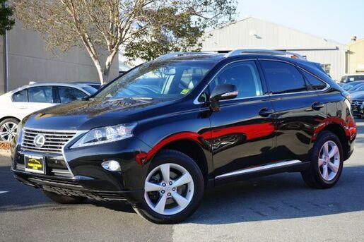 2014_Lexus_RX 350__ San Rafael CA