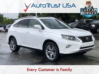 Lexus RX 350 350 1 OWNER SUNROOF BACKUP CAM LEATHER LOW MILES 2014