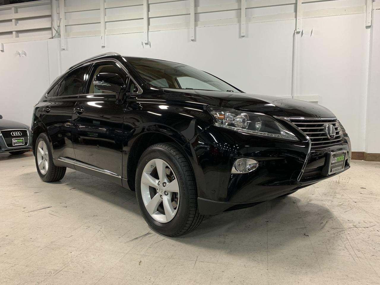 2014 Lexus RX 350 AWD 33k Miles Back-Up Cam Nav Htd & Cooled Seats Portland OR