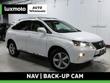 2014_Lexus_RX 350_AWD Nav Back-Up Cam Blind Spot Asst Vented Seats_ Portland OR