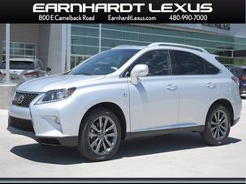 2014_Lexus_RX 350_F Sport_ Phoenix AZ