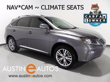 Lexus RX 350 *NAVIGATION, BLIND SPOT ALERT, BACKUP-CAMERA, CLIMATE SEATS, LEATHER, MOONROOF, BLUETOOTH AUDIO 2014